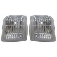 Fits 95-05  Astro & GM Safari Left & Right Corner Lamps (Set)