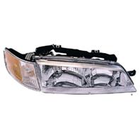 Fits 94-97 Accord Right Passenger Headlight Assembly