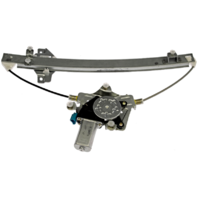 Fits 00-06 Hyundai Accent Hatchback 2Dr Passenger Power Window Regulator W/Motor