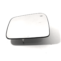 12-18 Jeep Grand Cherokee Left Driver Heated Mirror Glass w/Rear Back Plate OE