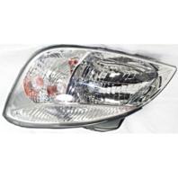 Fits 06-08 Kia Rio / Rio5 Left Driver Headlamp Assembly