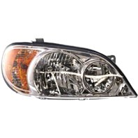 Fits 02-05  Sedona Right Passenger Halogen Headlight Assembly