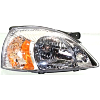 Fits 03-05  Rio / Rio Cinco Right Passenger Headlamp Assembly