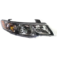 Fits 10-13 Forte Sedan 11-13 Forte Hatchback Right Pass Halogen Headlight Assem
