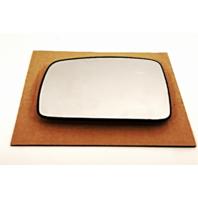 Left Driver Heated Mirror Glass w/ Rear Holder for 09-14 LR2, 05-09 LR3, 06-09 Range Rover Sport
