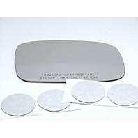 Fits 97-01 Lexus ES300 Right Pass Convex Mirror Glass Lens w/ Adhesive