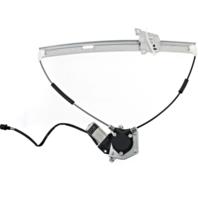 Fits 01-06 Mazda Tribute Left Rear Driver Side Power Window Regulator & Motor