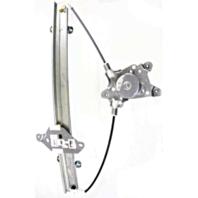 Fits 02-07 Mitsubishi Lancer Right Pass Rear Power Window Regulator No Motor