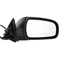 Fits 96-99 Maxima / Inf I30 Right Pass Power Mirror Assem Folding Smooth Cover