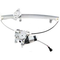 Fits 00-03 Maxima, 00-01 I30, 02-04 I35 Left Driver Window Regulator W/Mtr-6 Pin