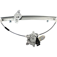 Fits 05-10 Pathfinder Frontier Xterra Right Front Power Window Regulator W/Motor