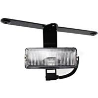 Fits 00-01 Xterra 00 Frontier Left Drivers Fog Light / Lamp Assembly