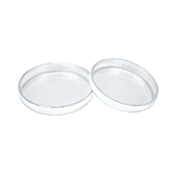 Petri Dish w/ Cover Plastic 25 Per Package Sterile 100x15mm