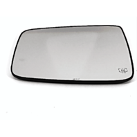 Left Driver Heated Mirror Glass w/Rear Holder for 09-17 Ram 1500, 10-18 2500, 3500 OE
