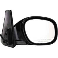 Fits 98-00  Rav4 4 Door Right Passenger Mirror Power Unpainted No Heat
