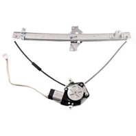 Fits 96-00 Rav4 - 4Door Right Front Power Window Regulator With Motor 2 Pin Conn
