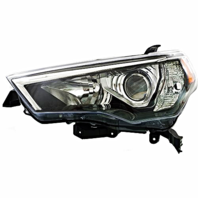 Left Driver Side Halogen Headlight Assembly for 14-17  4Runner