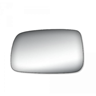Fits 07-11 Toy Camry  Left Driver Heated Replacement Side Mirror Glass Lens