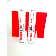 Dow Betaseal Auto Glass High Viscosity Urethane, Adhesive, Sealant - Primerless  U-418HV  2 Tubes
