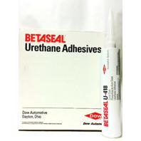 Dow Auto Glass Urethane Sealant Adhesive - Primerless (10 tubes) U-418 Case