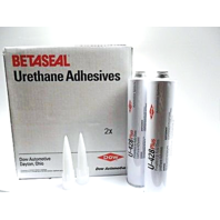 (2) 10.5 oz Tubes Auto Glass Urethane Adhesive, Sealant, Glue, U428+ Primerless