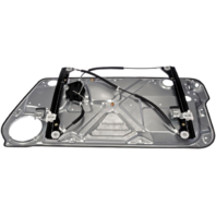 Fits 98-10 VW New Beetle Hatchback Left Driver Pwr Window Regulator W/Interior Door Panel