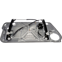 Fits 98-10 VW New Beetle Hatchback Right Pass Power Window Regulator W/Interior Door Panel