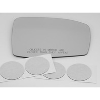 Fits 05-10 Odyssey Right Pass Convex Heated Mirror  Glass Lens W/ Silicone  USA