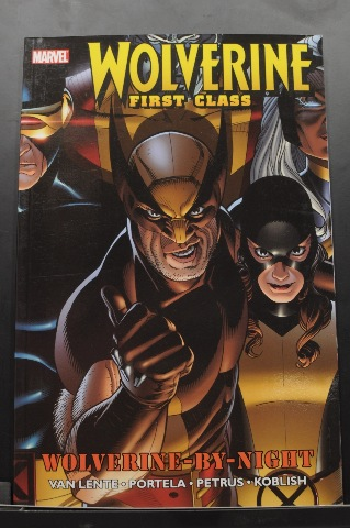 Uncanny X-Men First Class Hated /& Feared Marvel TPB Trade Paperback New