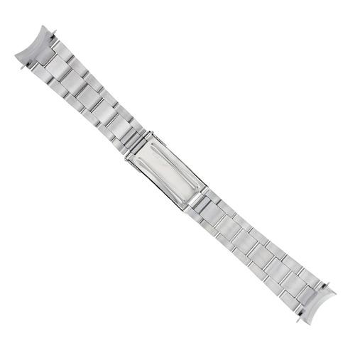 20MM OYSTER WATCH BAND STEEL DAYTONA 16520, YATCH MASTER SOLID END F/LOCK 316L