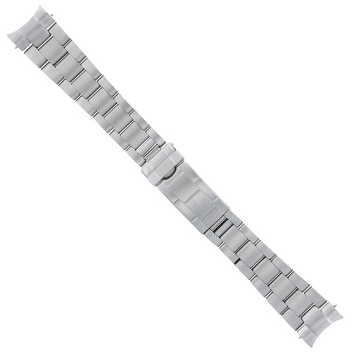 20MM OYSTER BAND FOR ROLEX GMT II CERAMIC 116710,EXPLORER 16570 Z SOLID END LINK