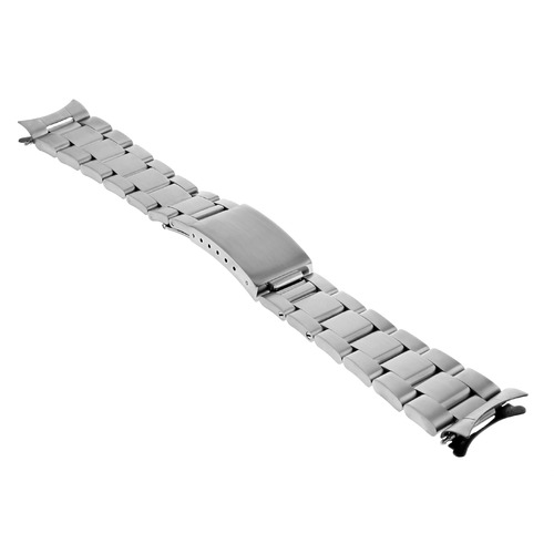 OYSTER WATCH BRACELET BAND STAINLESS S FOR TUDOR PRINCE DATE 19MM MATTE HEAVY