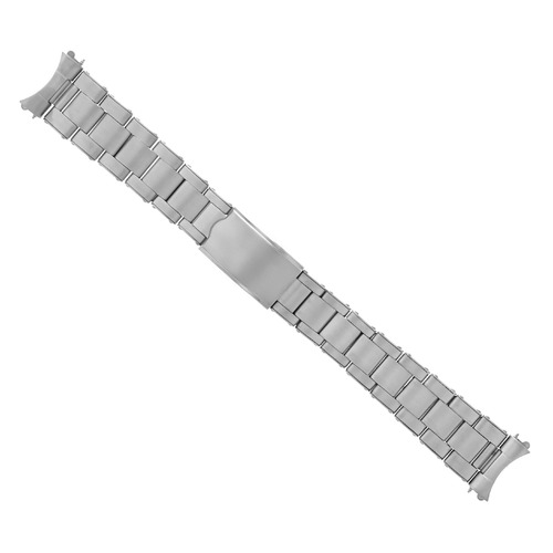 19MM OYSTER WATCH BAND FOR VINTAGE TUDOR SUBMARINER 7928 7016 94110 RIVITED