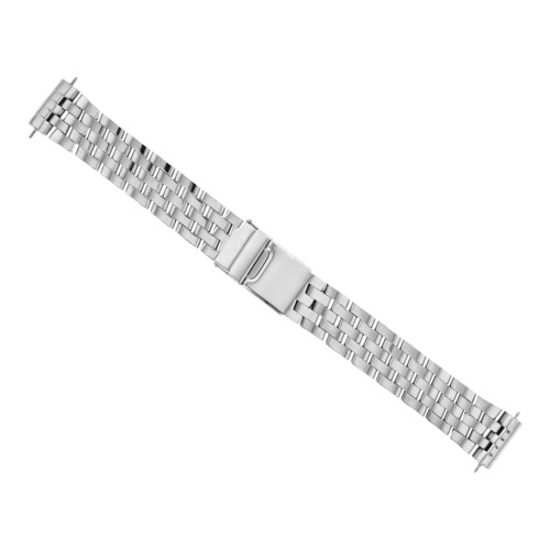 20MM WATCH BAND STAINLESS STEEL BRACELET FOR BREITLING COLT CHRONOGRAPH POLISH