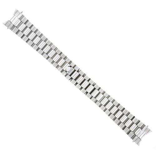 20MM STAINLESS STEEL FOR ROLEX DAYTONA 16518,16519, 16520 16523 WATCH BAND STRAP