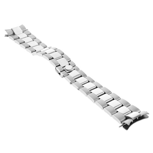 20MM OYSTER WATCH BAND BRACELET NEW STYLE FOR MENS ROLEX WATCH  HIDDEN CLASP