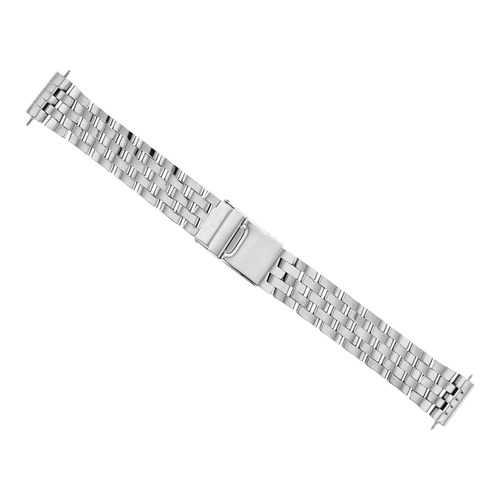 20MM WATCH BAND FOR BREITLING CHRONOMAT NAVITIMER COLT 20MM SHINY STAINLESS HVY