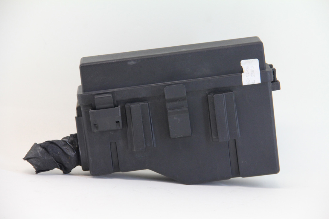 ... Saab 9-3 Convertible 08-11 Secondary Battery Tray Under Hood Fuse Box  12 ...