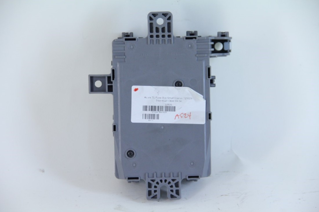 ... Acura TL Fuse Box Small Interior 121024-TK4-A020 OEM 09-14 ...