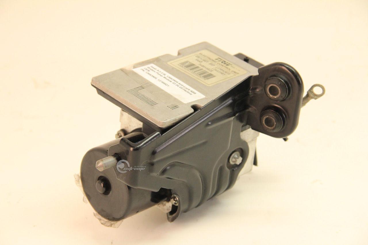 Saab 9-3 03-05 Anti-Lock Brake System ABS Pump ECU ESP, 2 0L 12789521