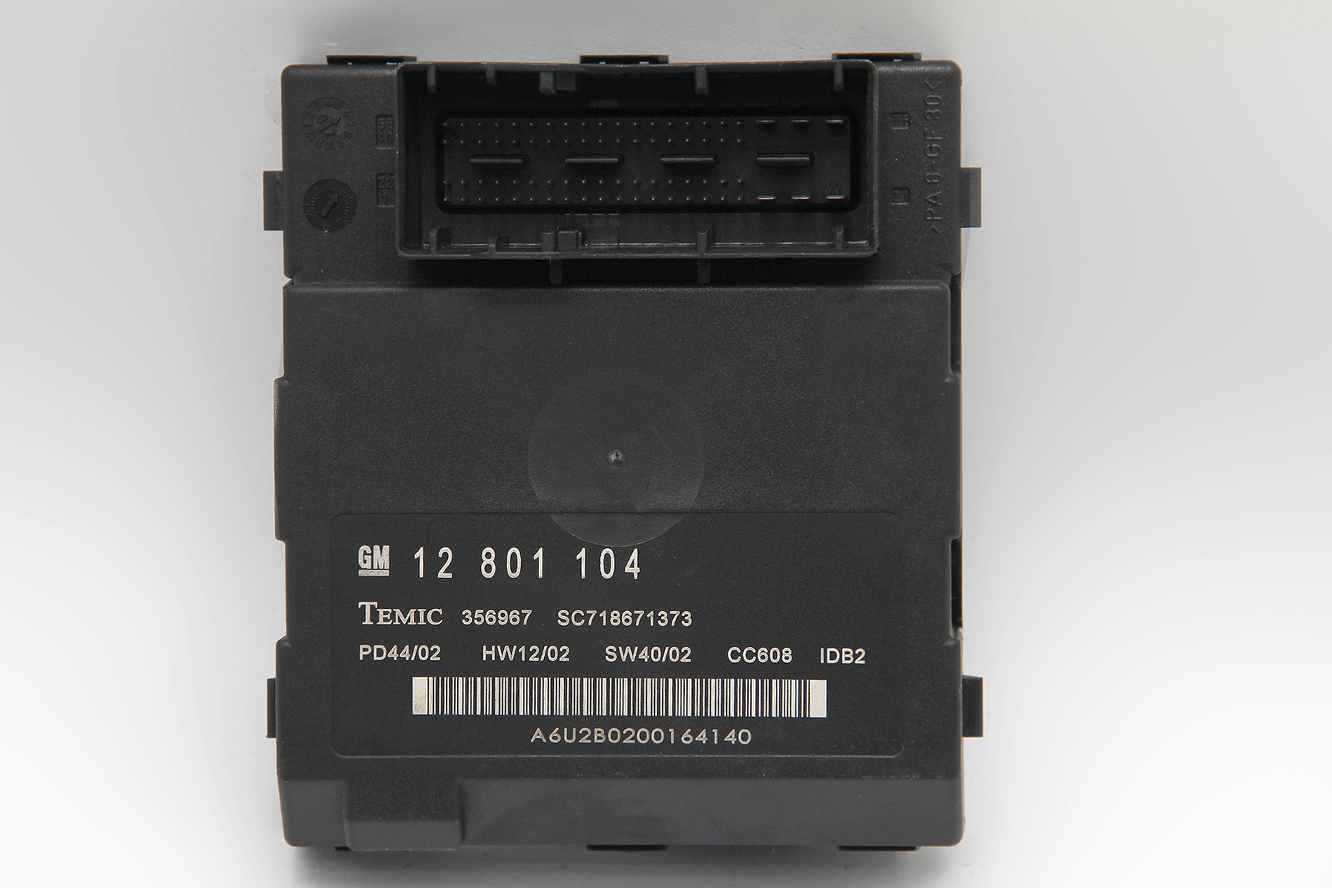 Saab 9 3 Sedan 03 06 Under Dash Interior Fuse Box 12801104 Factory 93 Engine