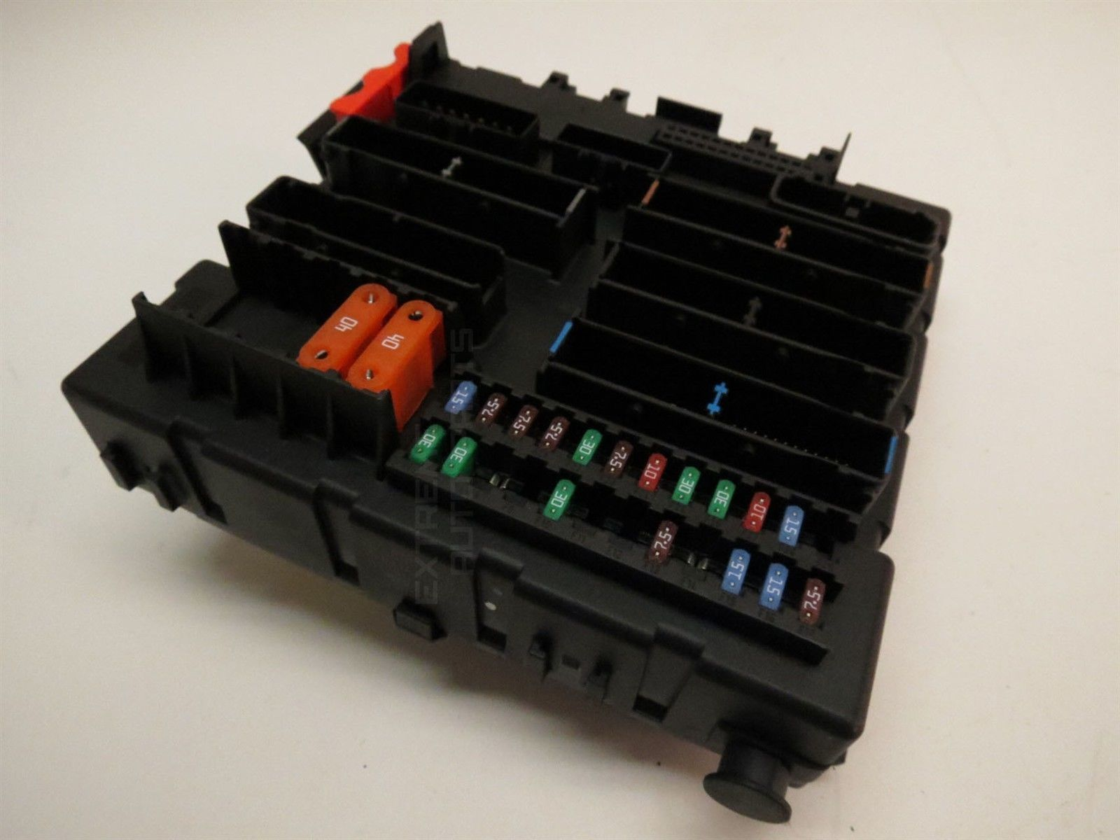 ... Saab 9-3 03-06 Rear Interior Fuse Box, In Trunk 12804330