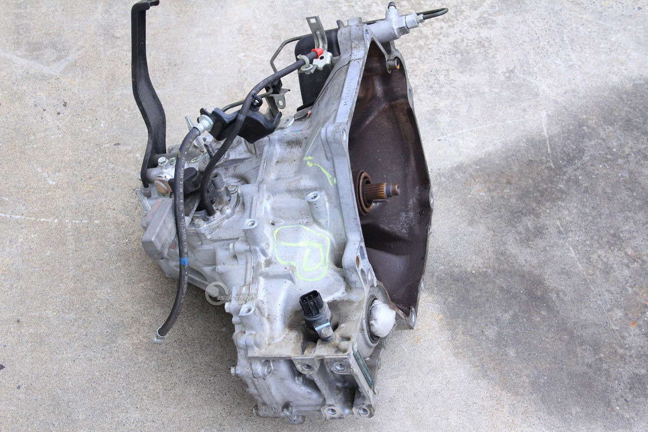 honda fit 1 5l 07 08 manual transmission assembly m t mt 155k mi rh extreme auto parts com 2007 honda fit manual transmission fluid 2007 honda fit sport manual transmission