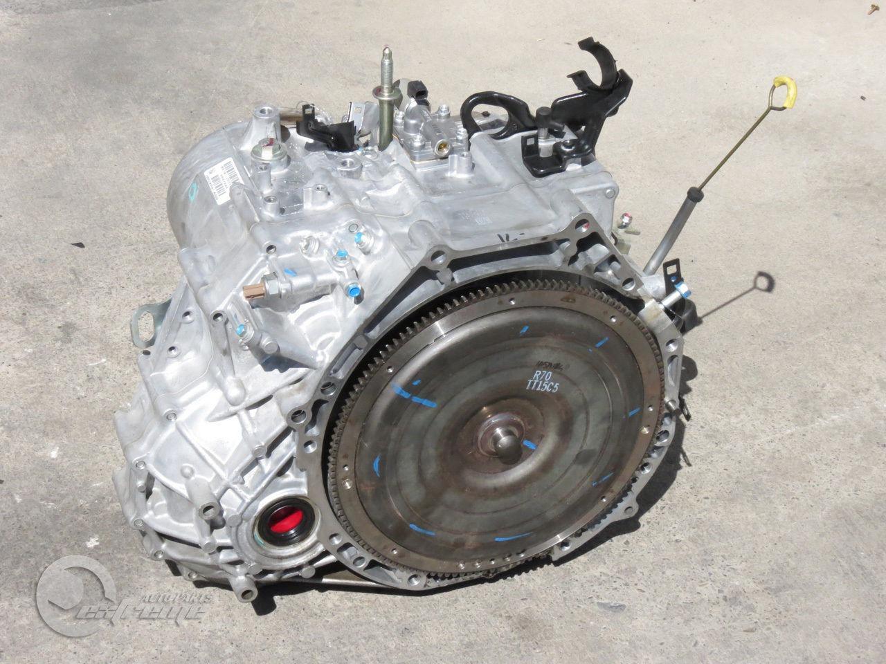 Honda Accord At Automatic Transmission 158k Mi 35l V6 20021 R97 010