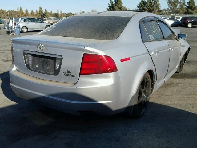 Acura TL Parts Car Silver Extreme Auto Parts - 2005 acura tl parts