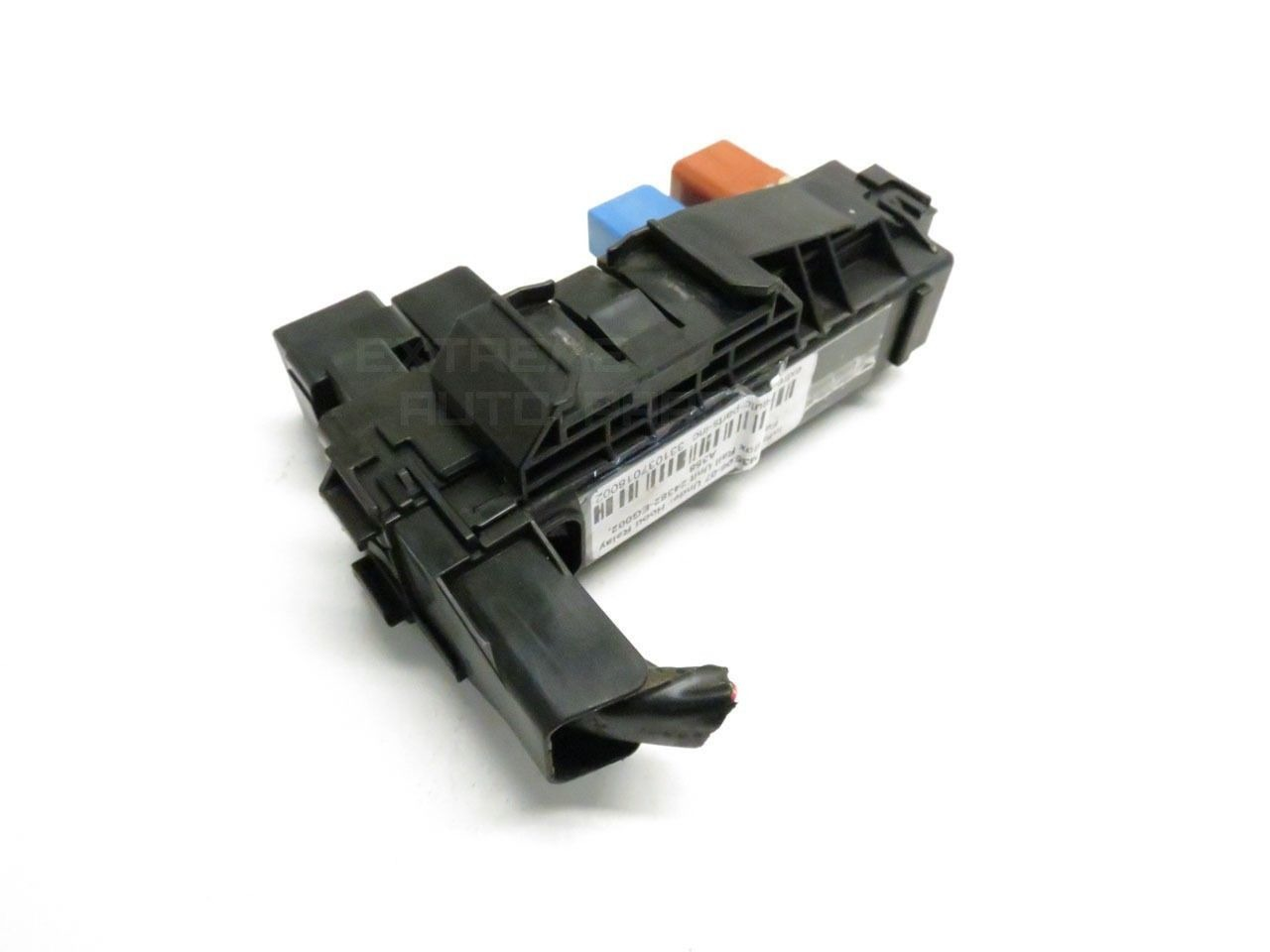 ... Infiniti M35 06-07 Under Hood Relay Fuse Box Rail Unit 24382-EG002