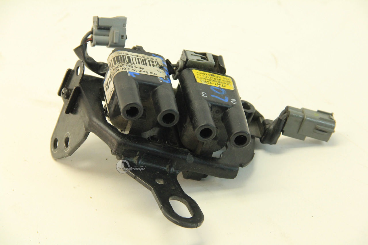 ... Kia Soul 10-11 2.0L Distributor Ignition Coil Pack Set 27301-23900 ...