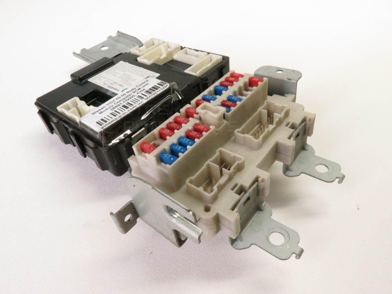 2005 350z Fuse Box Wiring Library Nissan 05 Under Dash Bcm Body Control Relay 284b1 Ce800