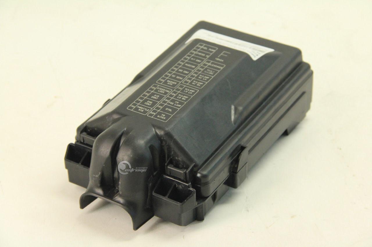 ... Infiniti G37 284B9-JK000 Under Hood Engine Fuse Junction Block Cover  Only 08-10 ...