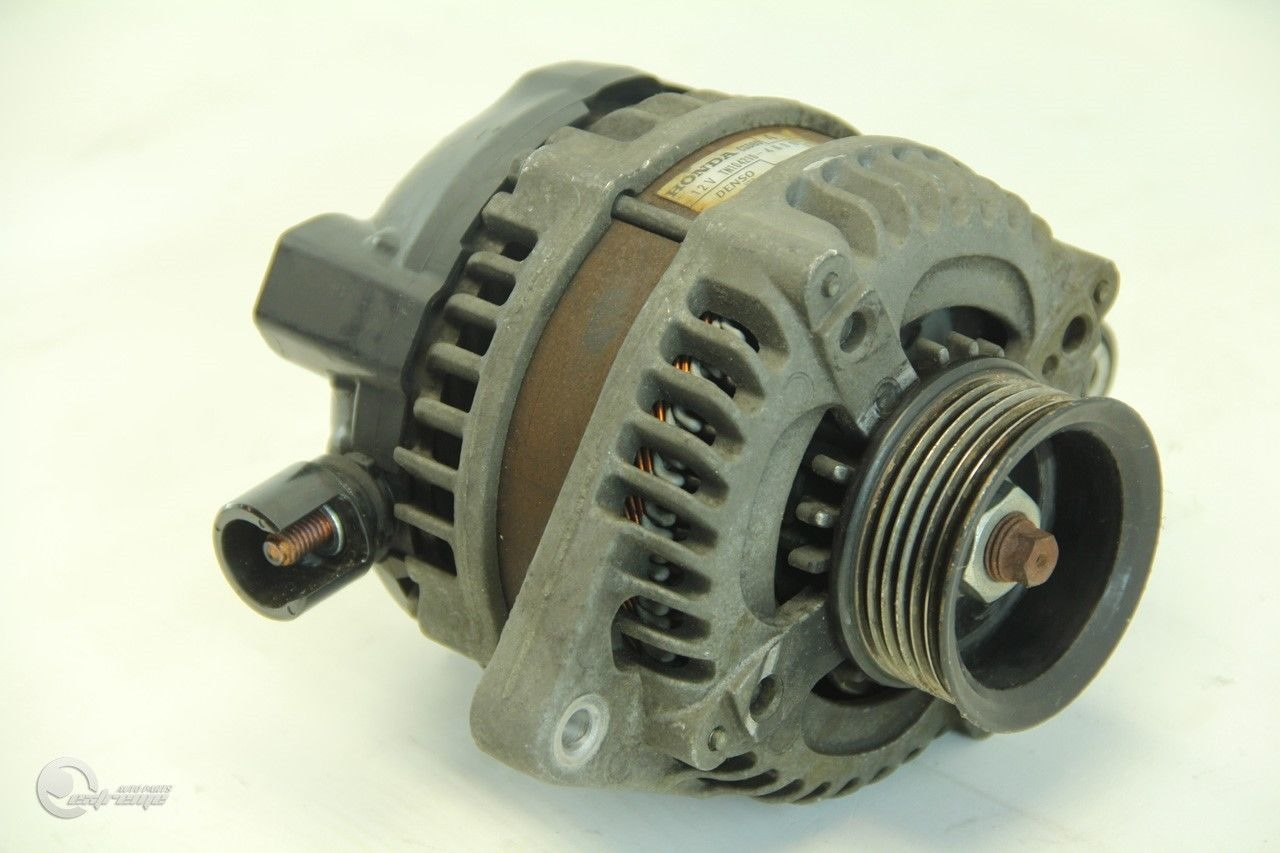 Acura TL MDX Alternator With Pully RJA - 2004 acura tl alternator